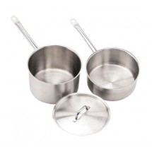 Crestware SSPAN3WC 3.5 Qt. Induction Sauce Pan