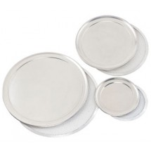 Crestware TP12 Aluminum Pizza Tray 12""