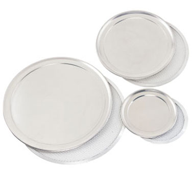 Crestware TP14 Aluminum Pizza Tray 14""