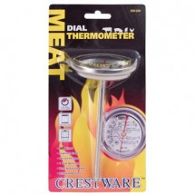 Crestware TRMDM200 Dial Meat Thermometer