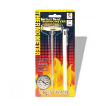 Crestware TRMT816CB Large Face Dial Thermometer