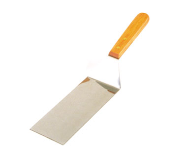 """Crestware WHT93 Solid Turner with Square End 9-1/2"""" x 3"""""""