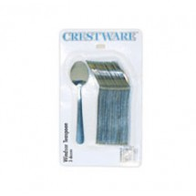 Crestware WIN314 Windsor Medium Weight Teaspoon- 1 doz
