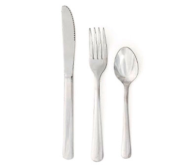 Crestware WIN325 Demitasse Spoon with Vibro Finish