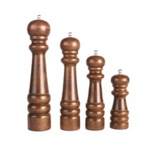 Crestware WPM06 Wood Pepper Mill 6""