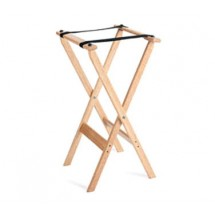 Crestware WTS Light Wood Tray Stand