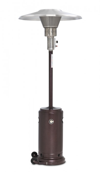 Crown Verity CV-2650-AB Antique Bronze Patio Heater