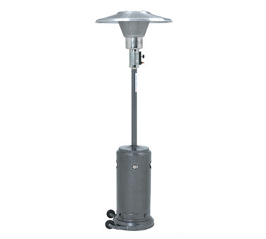 Crown Verity CV-2650-SV Silver Veined Patio Heater