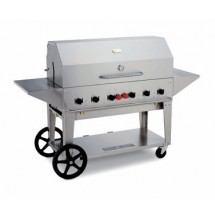 Crown Verity MCB-48NG Mobile Outdoor Charbroiler 6 Burners