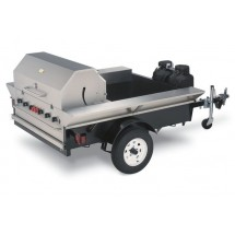 Crown Verity TG-2 Tailgate Grill - 69