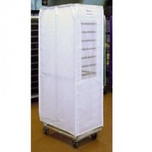 Curtron Supro-20-TW Protecto Heavy Duty White Rack Cover 23