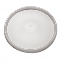 Dart Plastic Vented Lids for Foam Containers, Fits 24-32 oz., 500/Carton