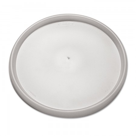 Dart Plastic Vented Lids for Foam Cups, Bowls and Containers, 6-32 oz., 1000/Carton
