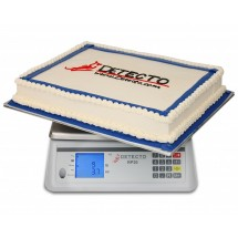 Cardinal Detecto RP30S Rotating Ingredient Scale with Rectangular Platform