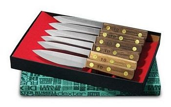 Dexter Russell Green River® #2 Set 6 Piece Steak Knife Set