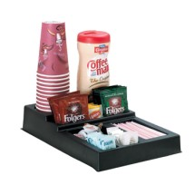 Dispense-Rite CCTL-1 Cup and Condiment Countertop Organizer