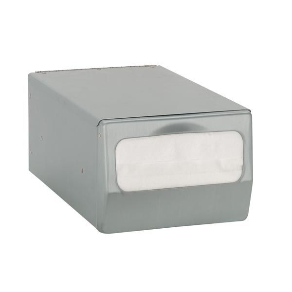 Dispense-Rite CT-FULL-BS Countertop Napkin Dispenser