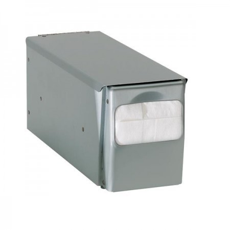 Dispense-Rite CT-LOW-BS Countertop Napkin Dispenser, Low Fold