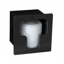 Dispense-Rite FMVL-1 1 Compartment Beverage Lid Dispenser