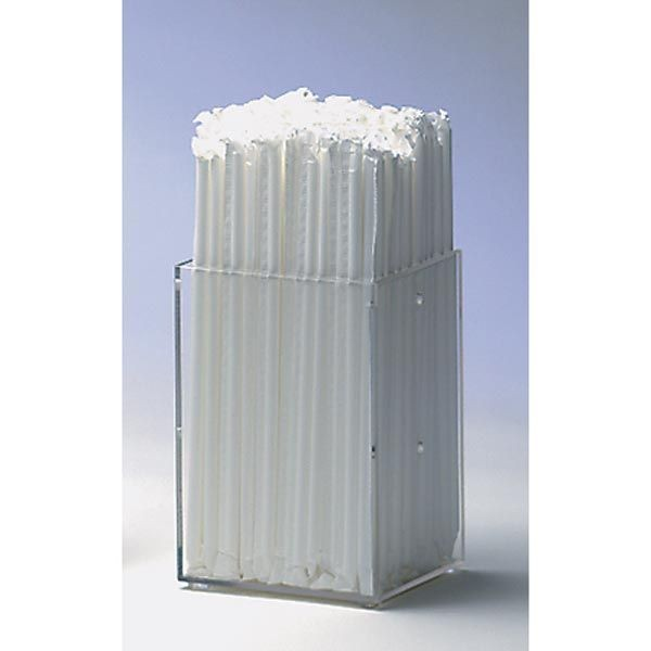Dispense-Rite MSH-1 Freestanding Modular Straw Holder
