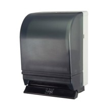 Dispense-Rite PLRT-1 Surface Mounted Push Lever Roll Towel Dispenser