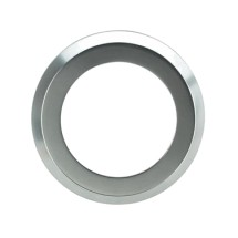 Dispense-Rite SLR2R-SS Silver Ring Bezel For SLR-2 Series Cup Dispensers