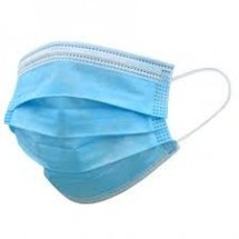 Disposable Face Masks, 2000 Pack