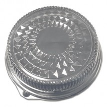 """Dome Lids for 12"""" Cater Trays, 50/Carton"""