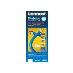 Dormont 16125KIT48 Gas Hose Kit with Quick Disconnect