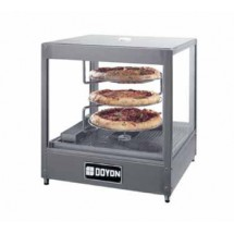 Doyon DRPR3 Countertop Pizza Warmer / Display Case