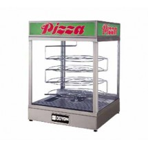 Doyon DRPR4 Countertop Food Warmer / Display Case - 4 Racks