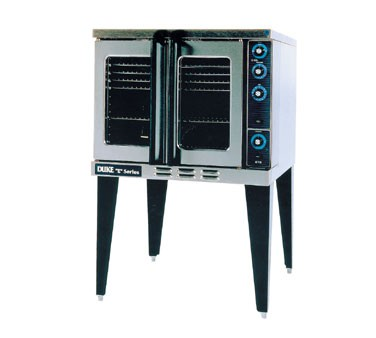 Duke E101-E Electric 240V Single Deck Convection Oven