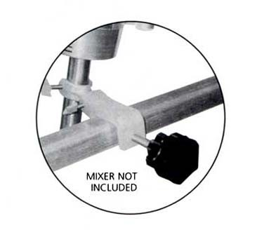 Dynamic SM006 Side-Mount Support Bracket for Master/SMX Mixers