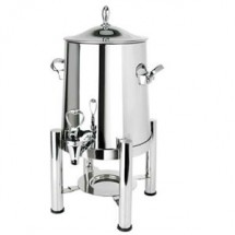 Eastern Tabeletop 2125 Pillard Silverplated Coffee Urn 5 Gallon