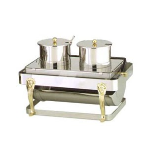Eastern Tabletop 2103 Silver Soup Station Inset