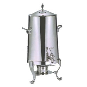 Eastern Tabletop 2113 Park Avenue Silverplated Coffee Urn 3 Gallon