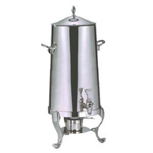 Eastern Tabletop 2115 Park Avenue Silverplated Coffee Urn 5 Gallon