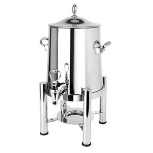 Eastern Tabletop 2123 Pillard Silverplated Coffee Urn 3 Gallon