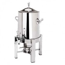 Eastern Tabletop 2145 P2 Silverplated Coffee Urn 5 Gallon