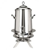 Eastern Tabletop 2201-L Luminous Silverplated Hotel Grade Coffee Urn 1-1/2 Gallon