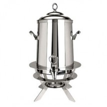 Eastern Tabletop 2203-L Luminous Silverplated Hotel Grade Coffee Urn 3 Gallon
