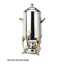 Eastern Tabletop 2205QA Queen Anne Silverplated Hotel Grade Coffee Urn 5 Gallon