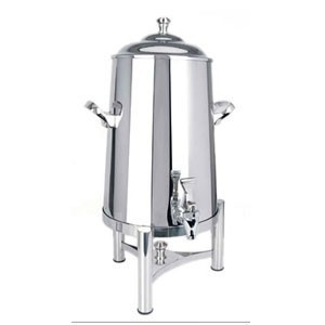 Eastern Tabletop 3003PL-SS Pillard Insulated Stainless Steel Coffee Urn 3 Gallon