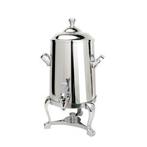 Eastern Tabletop 3005FS-SS Freedom Insulated Stainless Steel Coffee Urn 5 Gallon