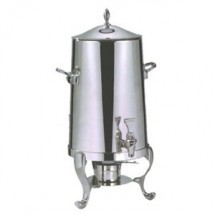 Eastern Tabletop 3115 Park Avenue Stainless Steel Coffee Urn 5 Gallon