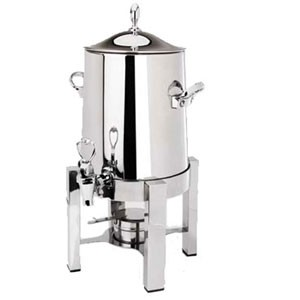 Eastern Tabletop 3143 P2 Stainless Steel Coffee Urn 3 Gallon