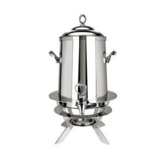 Eastern Tabletop 3201-L Luminous Hotel Grade Stainless Steel Coffee Urn 1-1/2 Gallon