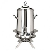 Eastern Tabletop 3203-L Luminous Stainless Steel Coffee Urn 3 Gallon