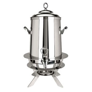 Eastern Tabletop 3203-L Luminous Hotel Grade Stainless Steel Coffee Urn 3 Gallon