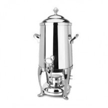 Eastern Tabletop 3205FS-SS Freedom Hotel Grade Stainless Steel Coffee Urn 5 Gallon